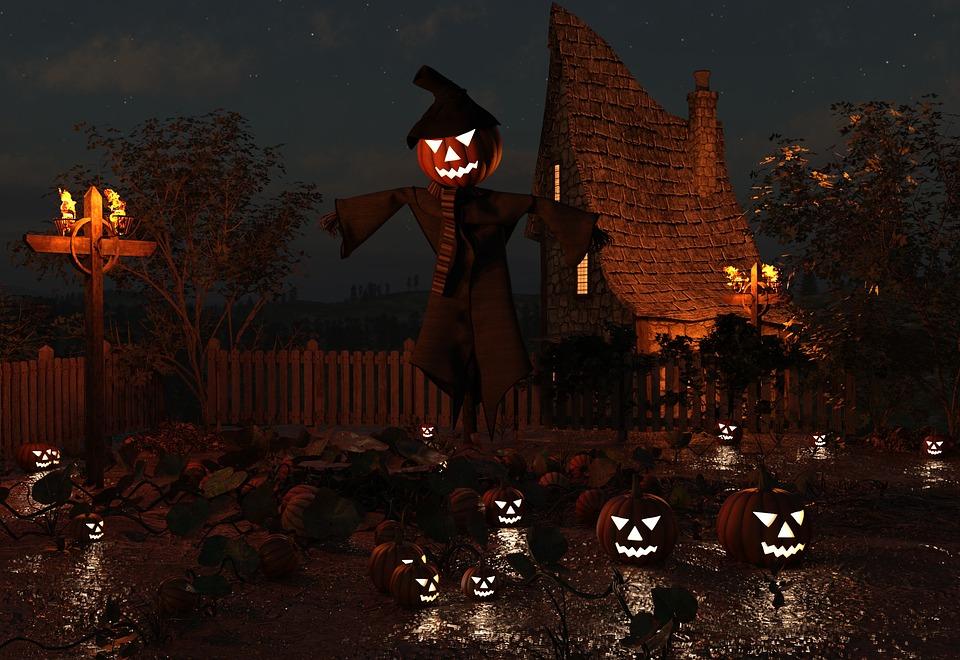 Halloween Zubehör