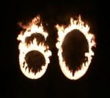 Brennende Zahl ( 2 Ziffern )