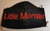 Mund Nasen Maske Little Monster